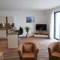 "Penthouse-Appartement ""Rubin"" am Wismarer Hafen"