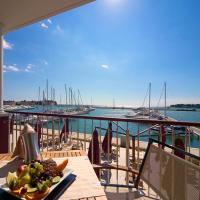 Hotel Nautica, hotel in Novigrad Istria