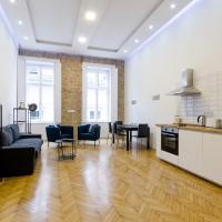 Gozsdu Courtyard Apartments