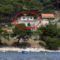 Apartments by the sea Cove Saplunara, Mljet - 4906