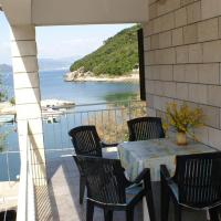 Apartments by the sea Cove Vela Prapratna (Peljesac) - 4508