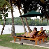 Koggala Lake view P&J Villa