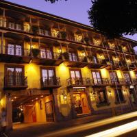 Hotel Santa Cruz Plaza