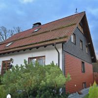 Luxurious Apartment in Wolfshagen im Harz with Balcony