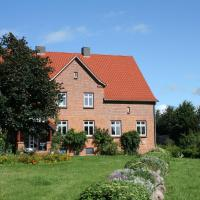 Peaceful Apartment in Boiensdorf with Terrace Garden