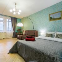 Apartment on metro Moskovskaya
