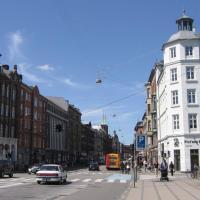 One-bedroom apartment in Copenhagen - Nørrebrogade 56 (ID 9868)