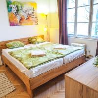 SSA Vagohid30 Balcony Apartment