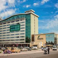 Park Hotel Latgola, hotel in Daugavpils