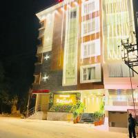 REGALIA INN &SUITES, hotel in Mysore