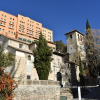 Al Pie de la Alhambra