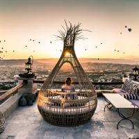 Rox Cappadocia, מלון באוצ'יסר