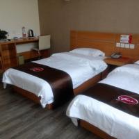 Thank Inn Plus Hotel Taian Dongyue Middle School Tangwang Avenue