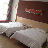 Thank Inn Chain Hotel Guangdong Heyuan East Longchuang Road
