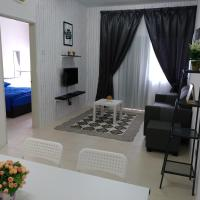 Cameron Muslim Apartment by Nurul