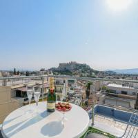 "Central Majestic Penthouse in the heart of Athens ""Plaka"""