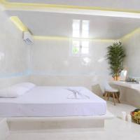 Unique Mykonos 52m²Luxury Apartment Sea side Ornos