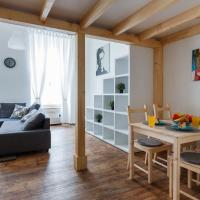 Apartment Vinohrady with Free courtyard parking
