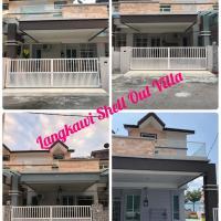 Langkawi Shell Out Villa