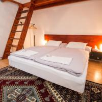 Elvitus accommodation Prague
