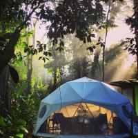 Faith Glamping Dome Costa Rica