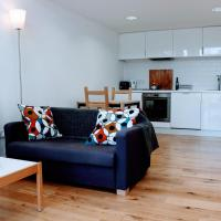 Penthouse in Edinburgh Sculpture Workshop Sleeps 2
