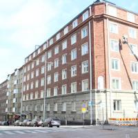 Cozy and spacious studio apartment in Kallio, Helsinki (ID 8471)