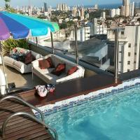 SSA001 - Cobertura de luxo para 2 pessoas em Salvador