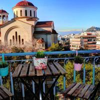 Fairytale view of Lycabettus