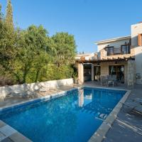 3 bedroom Villa Theo with private pool, Aphrodite Hills Resort
