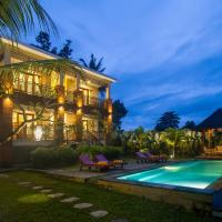 Buah Nagasari Cottages