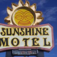 Sunshine Motel - New mexico