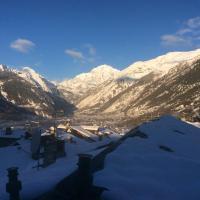 Trilocale con vista Monte Bianco