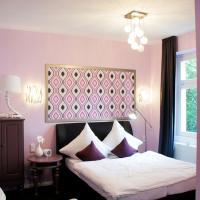 Kleine Villa Frankfurt, viešbutis Frankfurte prie Maino