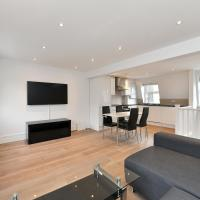 Modern 3 Bed Flat Moments From Kings Cross Station