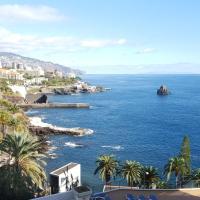 Apartamento Funchal com Piscina