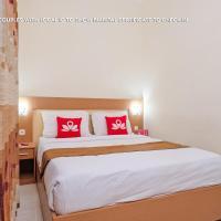 ZEN Rooms near Stasiun Kota Baru