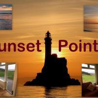 Sunset Point Overlooking Baltimore