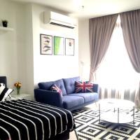 Cozy Studio Arcoris Mont Kiara