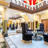 Hotel & Ryad Art Place Marrakech, hotel in Marrakesh