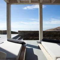 Modern Luxury Villa in Tinos