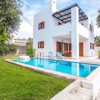 White Villas of Lardos No: 1