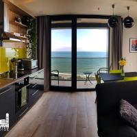 Beachfront Apartment with Panoramic View