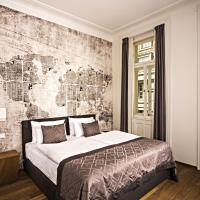 Hotel Golden Crown, hotel in Prague