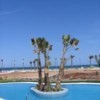 Primera linea costa Almeria con WIFI