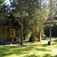 Little Forest House near the river Jägala, hotell sihtkohas Vose