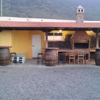 Casa Con Barbacoa