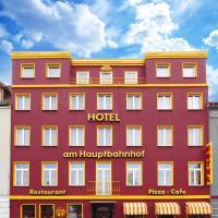 Hotel am Hauptbahnhof, Hotel in Schwerin