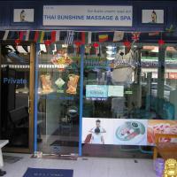 Thaisunshine Guesthouse & Massage