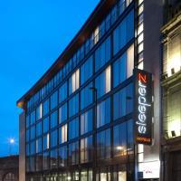Sleeperz Hotel Newcastle, отель в Ньюкасл-апон-Тайн